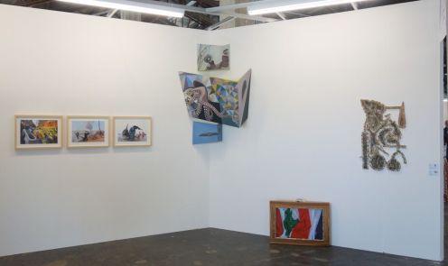 Art-O-Rama 2018 - In situ Fabienne Leclerc