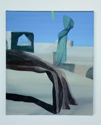 Art-O-Rama 2018 - Moly-Sabata - Azur et Bermudes