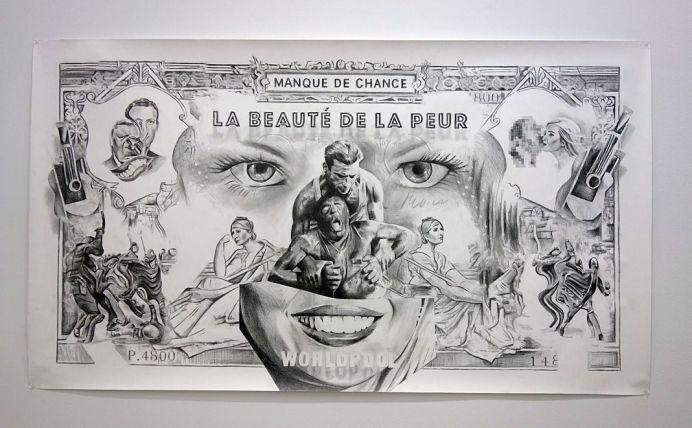 Drawing room 018 à La Panacée - Montpellier Aperto - Filip Markiewicz