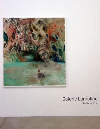 Drawing room 018 à La Panacée - Montpellier Galerie Larnoline - Sarah Jérôme