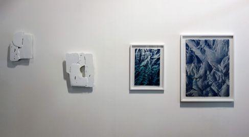Paréidolie 2018 - Double V Gallery - Manoela Medeiros et Benjamin Ottoz