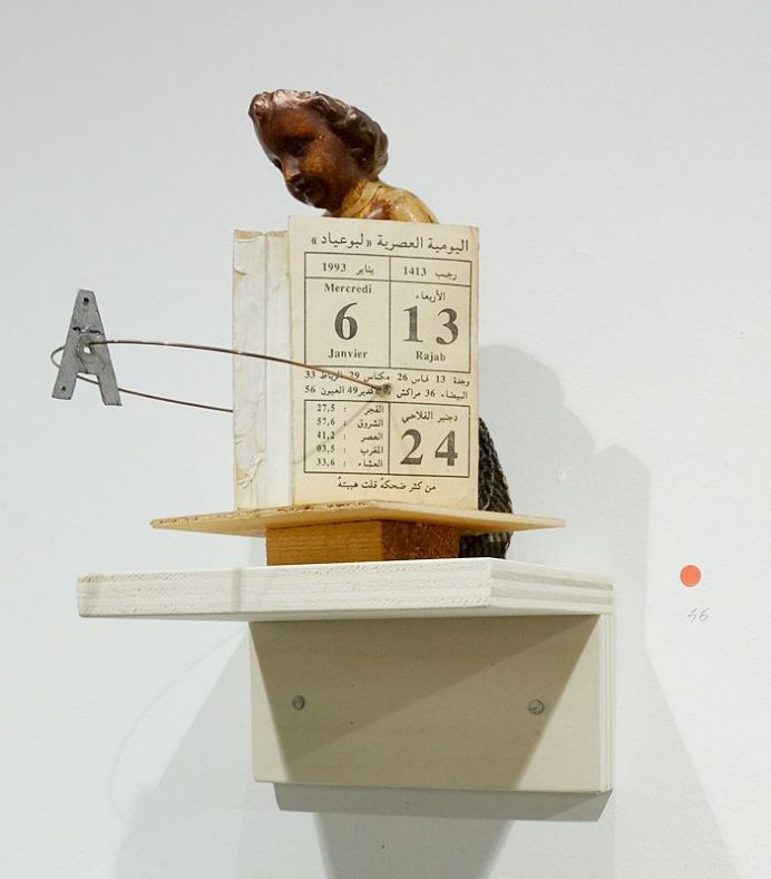 Quim Domene - Cabinet des Merveilles - Galerie Samira Cambie - Montpellier