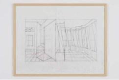 Tjeerd Alkema, huit dessins sur papier, 2006, Collection Frac Occitanie Montpellier