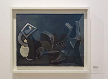 Picasso - Pichet et squelette, 18 février 1945