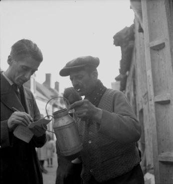 GHR Sologne, 1938. © Mucem / Louis Dumont