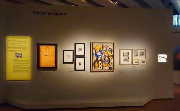 Georges Henri Rivière Voir, c'est comprendre au Mucem - Biceps et bijoux - Vue de l'exposition