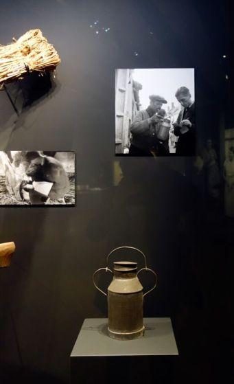 Georges Henri Rivière Voir, c'est comprendre au Mucem - De la méthode en toute chose - Vue de l'exposition