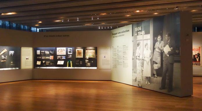 Georges Henri Rivière Voir, c'est comprendre au Mucem - Engager une collection - Vue de l'exposition