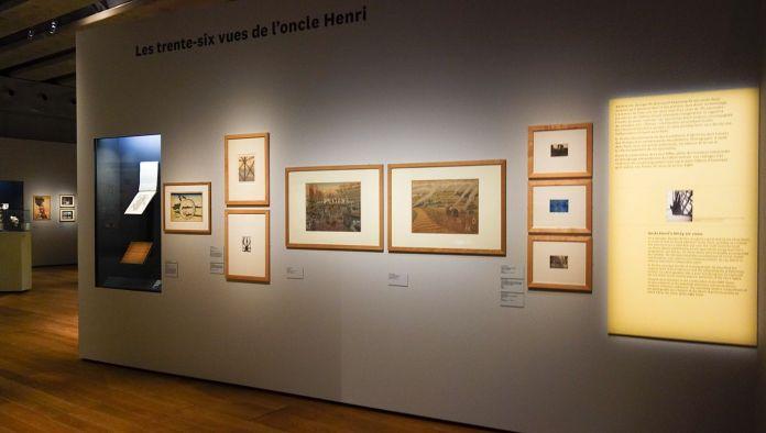 Georges Henri Rivière Voir, c'est comprendre au Mucem - Les trente-six vues de l'oncle Henri - Vue de l'exposition