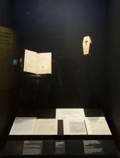Georges Henri Rivière Voir, c'est comprendre au Mucem - Libération, épuration, témoignages - Vue de l'exposition