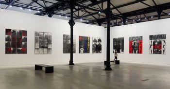 Gilbert & George, The Great Exhibition, 1971-2016 - Luma Arles - Vue de l'exposition à la Mécanique Générale 12