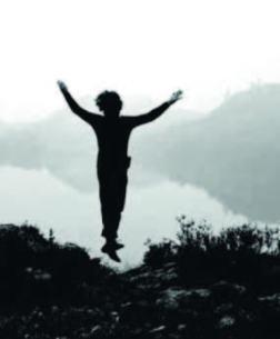 Gino de Dominicis (IT) - Tentativo di Volo