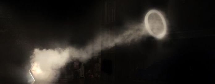 Guillaume Cousin - Le silence des particules - Expériences en suspension #1 - Biennale Chroniques