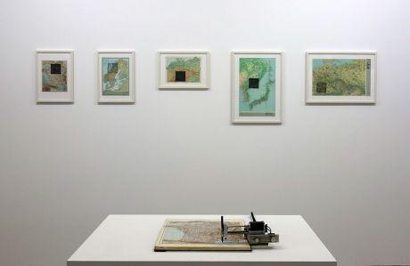Quadrature – Satelliten – Supervisions - Des tentatives d'envol au regard vertical - Biennale Chroniques - Friche la Belle de Mai