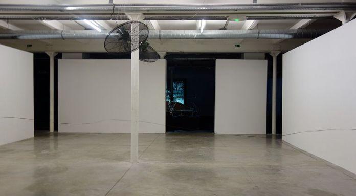 Zilvinas Kempinas – Airborne – Supervisions - Des tentatives d'envol au regard vertical - Biennale Chroniques - Friche la Belle de Mai