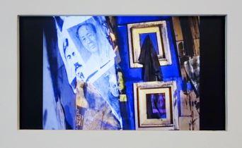 Kacimi 1993-2003, une transition africaine au Mucem - Montage des rushes tournés en 1993 - La Grotte des temps futurs 05