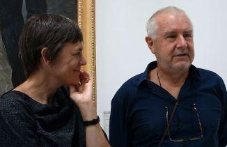 Le rêve de la fileuse - trois collections en dialogue au Musée Fabre - DD Dorvillier et Luc Andrié