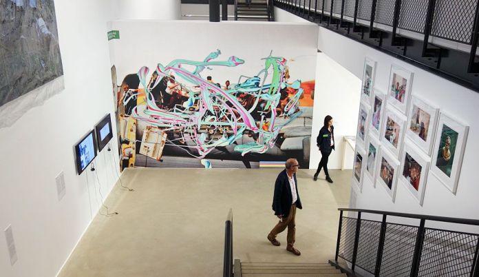 Picture Industry - Luma Arles - Deuxième partie - Vue de l'exposition