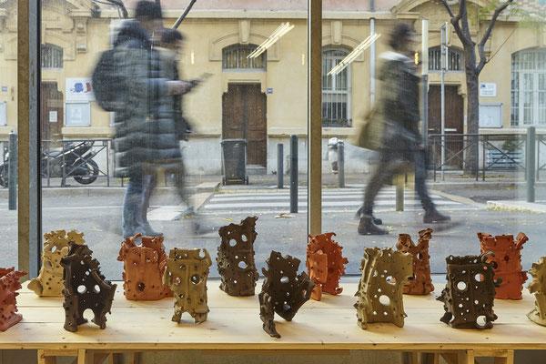Rodolphe Huguet - Bon Vent - Edition à la librairie du FRAC PACA - © Jeanchristophe Lett