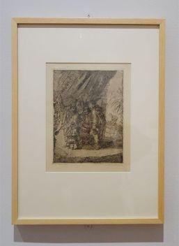 James Ensor, Iston, Pouffamatus, Cracozie et Transmouffe..., 1886 - James Ensor et Alexander Kluge - Siècles noirs à la Fondation Van Gogh Arles