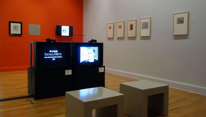 James Ensor et Alexander Kluge - Siècles noirs à la Fondation Van Gogh Arles - Vue de l'exposition