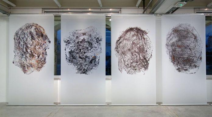 Jean Arnaud - Matière grise, 2018 - Biomorphisme à La Friche de la Belle de Mai