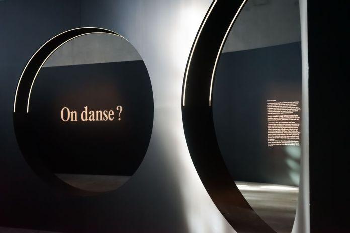On Danse au Mucem - Scenographie Cecile Degos Janvier 2019 © Julie Cohen Mucem