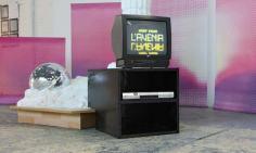Tony Regazzoni - The Lost Opera #02, 2014 Les Instants Chavirés – Montreuil - Vues de l'exposition Tootem #02. Commissariat : Société Sauvage. © Tony Regazzoni, 2014 - Adagp 2019