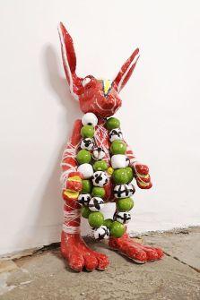 Denis Brun - Flesh Gordon - Lapunk - Nowhere à la Numéro 5 Galerie - Montpellier
