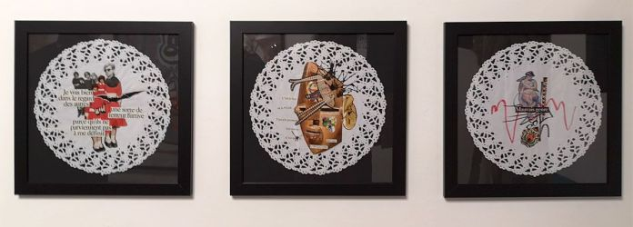 Denis Brun - Freak Power, Mask 6 et Mauvais Genre - Nowhere à la Numéro 5 Galerie - Montpellier