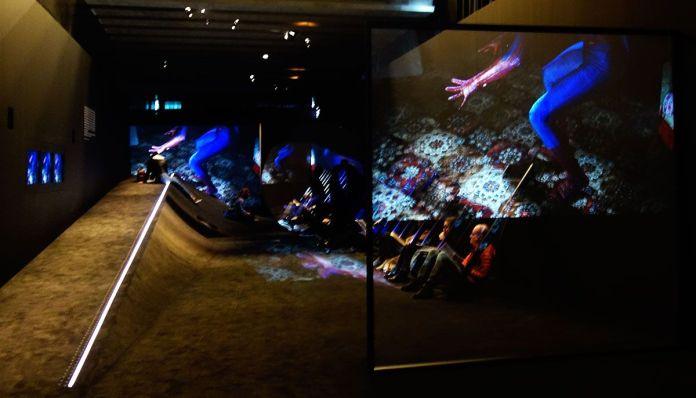 Hetain Patel, The Jump (Part 1), 2015 - On danse au Mucem