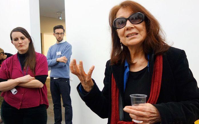 Laura Lamiel et Marie Cozette - Les yeux de W - Crac à Sète