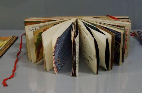 Lourdes Castro - Livre de recettes - Cabinet d'arts graphiques - Ombres et compagnie au MRAC à Sérignan