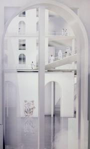 Muriel Bordier – White Cure à la Galerie Annie Gabrielli