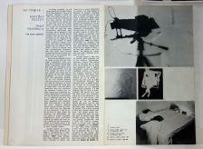 Opus international n°34, avril 1972 - Ombres et compagnie au MRAC à Sérignan