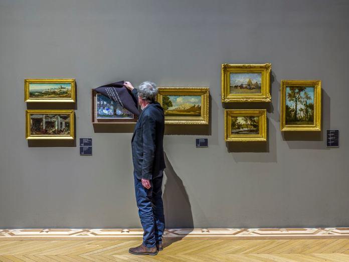 Sophie Calle - Cinq au Musée Des Beaux Arts - Palais Longchamp - Photo © Florian Kleinefenn