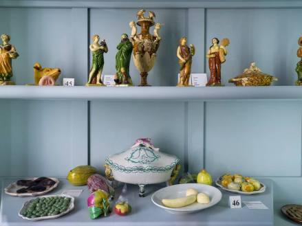 Sophie Calle - Cinq au Musée Grobet-Labadié - Photo © Florian Kleinefenn
