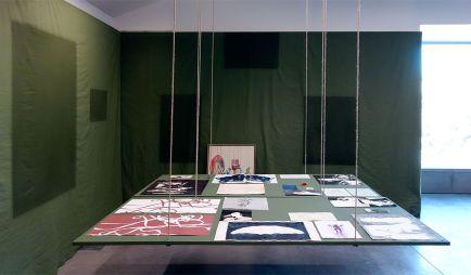 Ulla von Brandenburg - « L'hier de demain » au MRAC - Sérignan - Vue de l'exposition - Photo En revenant de l'expo !