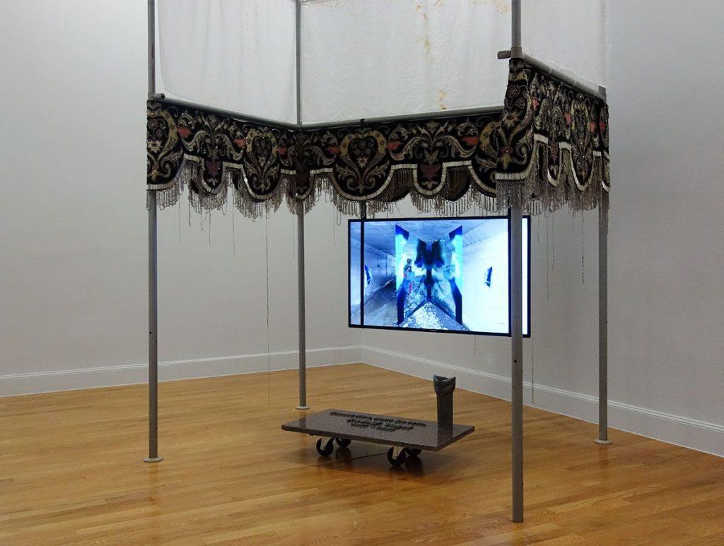 Raphaela Vogel à la Fondation Vincent van Gogh Arles - Vue de l'exposition