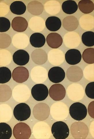 Sonia Delaunay - « Tissu simultané », vers 1928