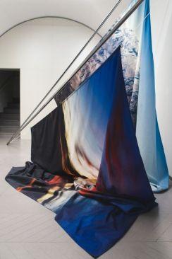 Dimitri Robert-Rimsky, Upland rising, 2017, Aube immédiate, vents tièdes - ,Mécènes du Sud Montpellier-Sète, 2019, image Elise Ortiou Campion