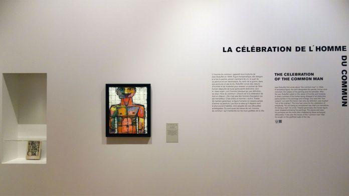 Jean Dubuffet - Un barbare en Europe au Mucem - 1 - Célébration de l'homme du commun - Introduction