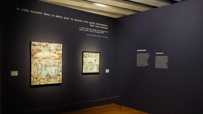 Jean Dubuffet - Un barbare en Europe au Mucem - 1 - Une ethnographie en acte - Métromanie
