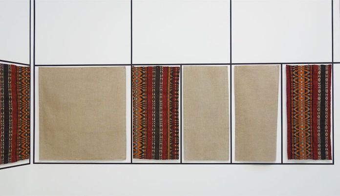 Rayyane Tabet – Généalogie, 2016 - Fragments - Carré d'Art - Photo En revenant de l'expo !