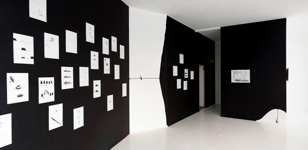 Vincent Broquaire - Vue de l'exposition Seconde nature à Iconoscope