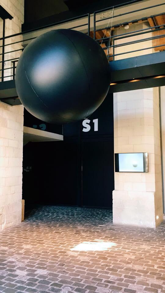 Édith Dekyndt - Ground control, 2008 - Sans gravité - une poétique de l'air à - Ardenome - Avignon - Photo (c) Chroniques