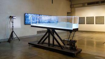 Étienne Rey - Horizon faille, 2019 - Sans gravité - une poétique de l'air à - Ardenome - Avignon