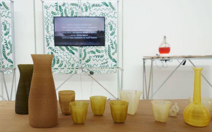 Alelier LUMA - Algues géographiques, 2018 - A School of Schools – Luma Arles - Vue de l'exposition - Photo En revenant de l'expo !