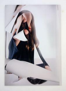 Barnabé Moinard, Clémentine ; Portraits, 2016 - Rêvez 3 à la Collection Lambert