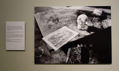 Geoffroi Caffiery, Dis Papa - Les Boutographies 2019 - Vue de l'exposition